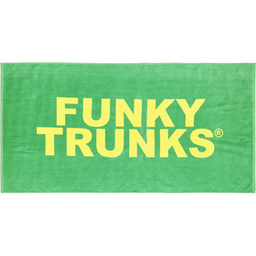 Funky Trunks Towel, still brasil